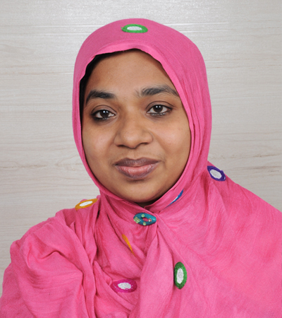 Dr Zareen Mohamed