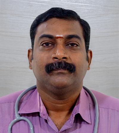 Dr K Arun Prasad